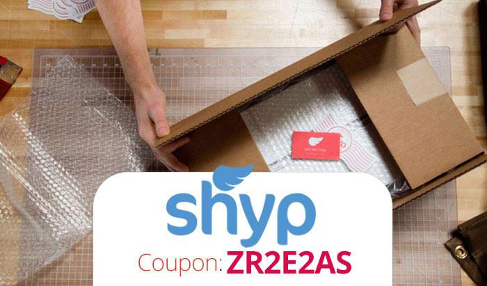 Shyp Promo Code: ZR2E2AS for $5 off