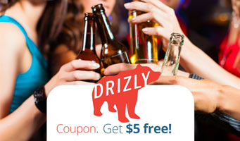 Drizly coupon code