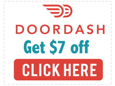 DoorDash Coupon Code: Get $7 off with our DoorDash promo discount (free food)!