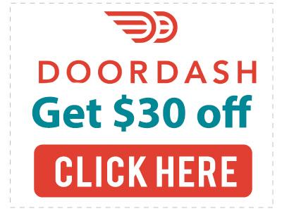 $30 Doordash Promo Code 2021