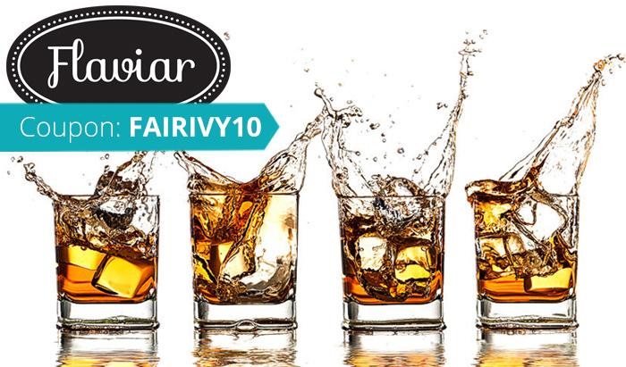 Flaviar Coupon Code : Use code FAIRIVY10 for 10% off