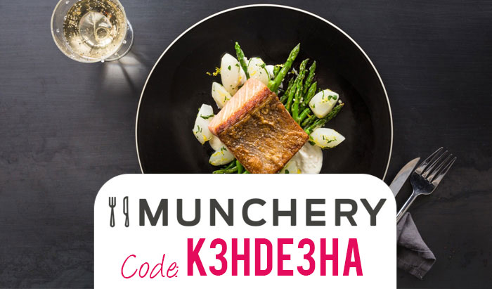 Munchery Promo Code: Use code K3HDE3HA for $10 off your first meal delivery from Munchery. That's a free meal!