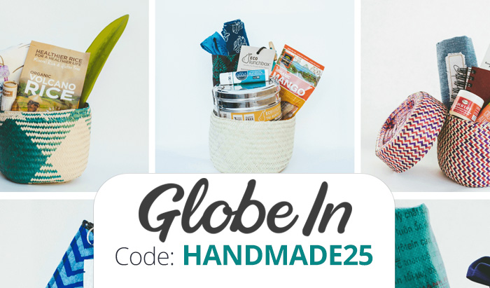Globein Coupon Code : Use code HANDMADE25 for 25% off