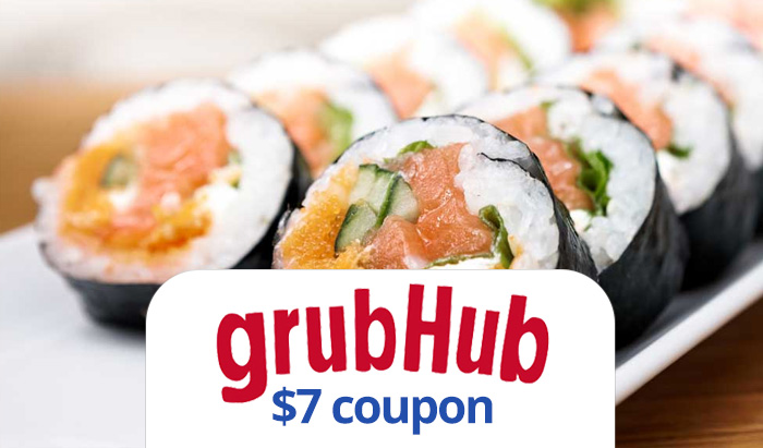 GrubHub Coupon 2016 : Get $7 off with promo code link ...
