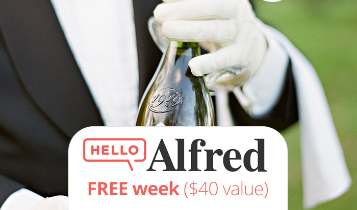 Hello Alfred Coupon Code : Get a WEEK free ($40 value)