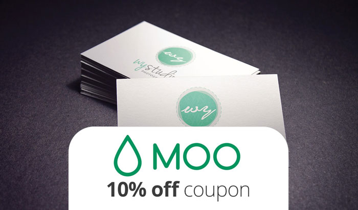 Moo Coupon Code for 10% off, plus a Moo Review