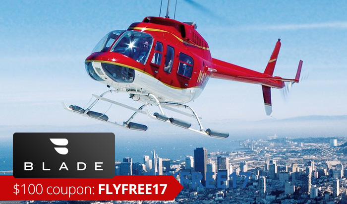 Blade Helicopter App Review and Referral Code: Use coupon FLYFREE17 for $100 FREE