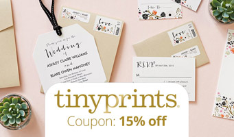 Tiny Prints Coupon Code : Get 15% off with this promo code deal, plus read reviews