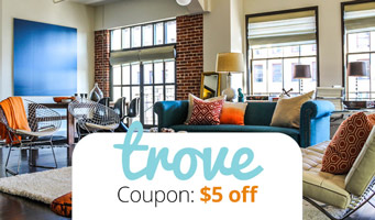 Trove Market Coupon Code 2016 : Get $5 free, plus reviews