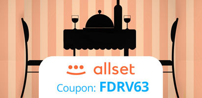 Allset Promo Code: Get $10 off with coupon code FDRV63, plus read our Allset review!