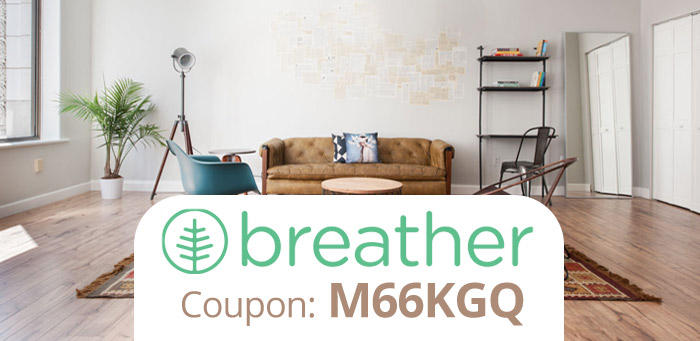 Breather Promo Code: Get a FREE Hour with coupon code M66KGQ, plus read our Breather review!
