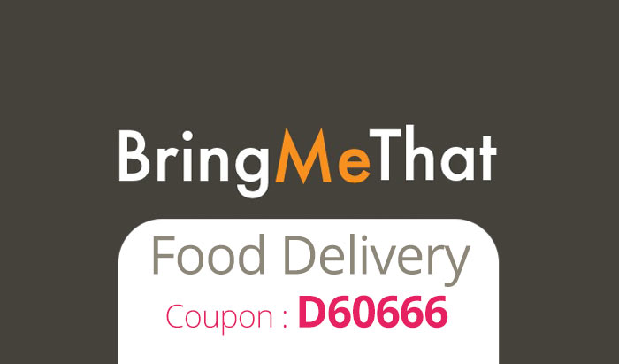 Use Bring Me That Promo Code D60666 to get $5 off
