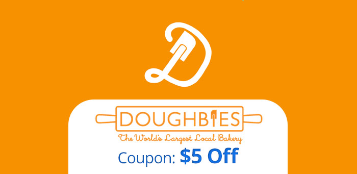 Doughbies Promo Code: Click the link for $5 off