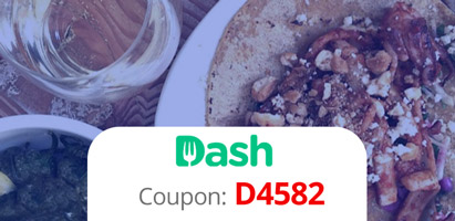 Pay With Dash Promo Code: Get $5 off with coupon code D4582, plus read our Pay With Dash review!