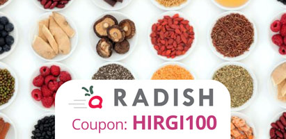 Radish Chicago Promo Code: Get $10 off with coupon code HIRGI100, plus read our Radish review!