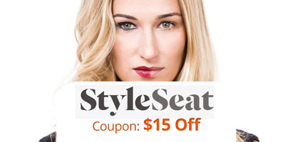 StyleSeat Coupon Code: Get $15 off with discount code link, plus read a review!