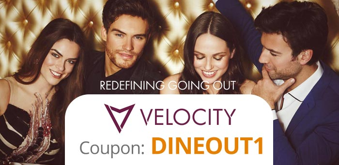 Velocity Promo Code: Get $5 off with coupon code DINEOUT1, plus read our Velocity review!