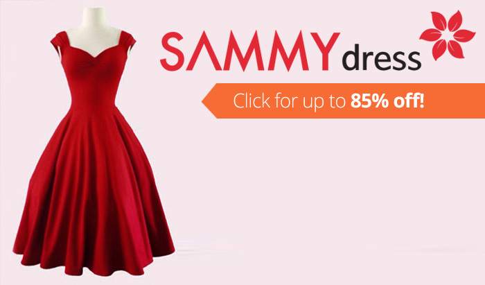 Coupon code for sammydress