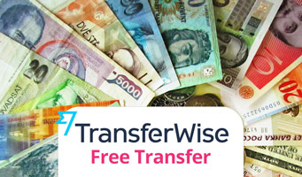 Transferwise Referral Program : Get a $4500 FREE transfer—pay no fees at all!