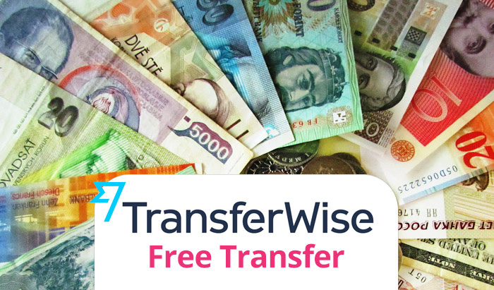 Transferwise Referral Program : Pay NO fees and earn cash!