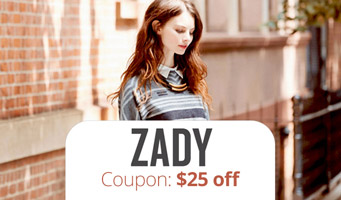 Zady Coupon Code: Get $25 off Zady Fashion clothes, plus read our Zady review!