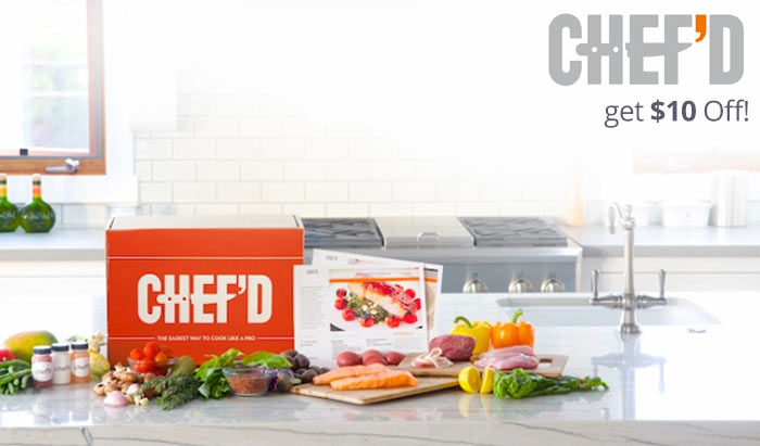 Chefd Promo Code: Get $10 off with Coupon Code link and read our review!