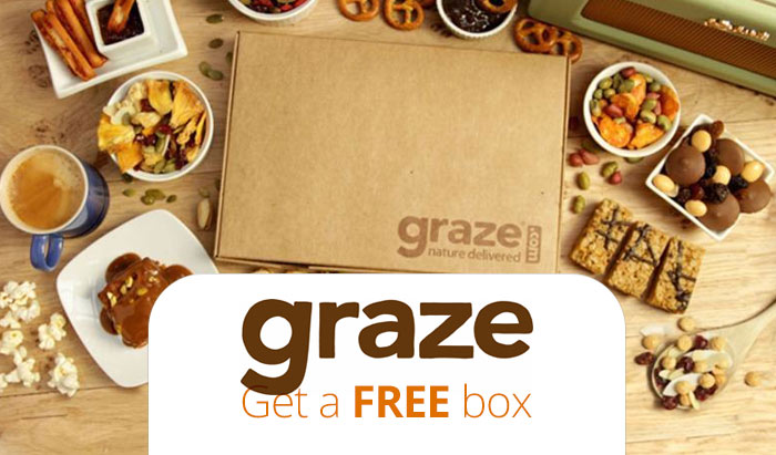Graze Free Box Code: Get a free week of Graze Snacks, plus read Graze reviews!