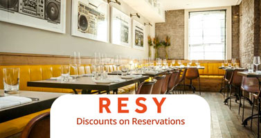 Looking for a Resy Promo Code? Check out our Resy Review
