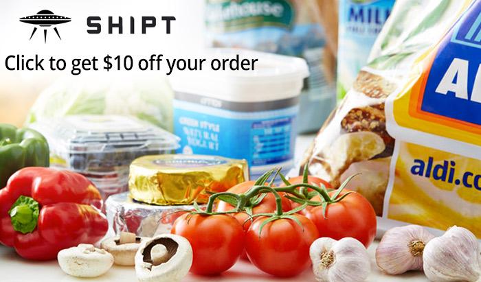 Shipt Promo Code: Get $10 off groceries on Demand