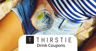 Thirstie Promo Code: Get your drinks delivered and read our Thirstie App Review