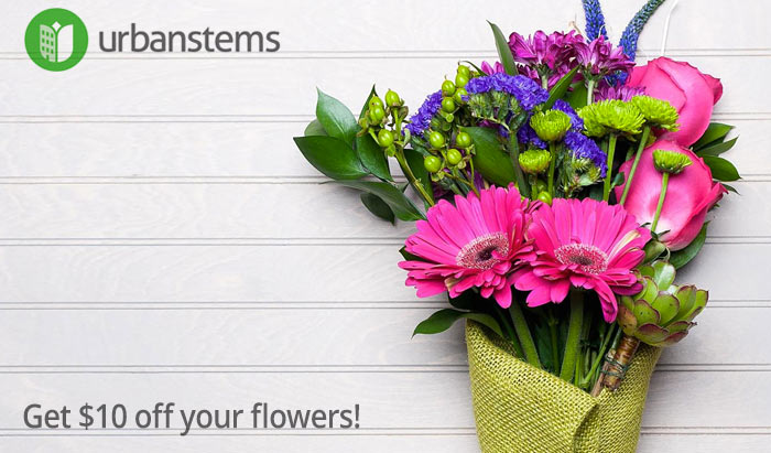 UrbanStems Promo Code: Get $10 off and read our UrbanStems Review