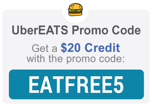 ubereats promo code use 39 eatfree5 39 for a free meal. Black Bedroom Furniture Sets. Home Design Ideas