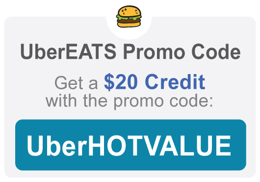 Discount coupons for uber eats