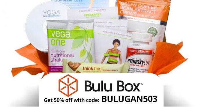 Bulu Box Coupon Code 2017: BULUGAN503 gets 50% off, plus read our review! @BuluBox