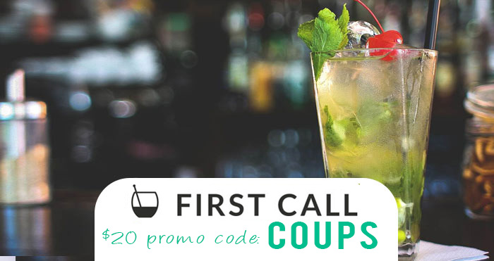 First Call Promo Code: Get $20 off with code COUPS and read our First Call Review