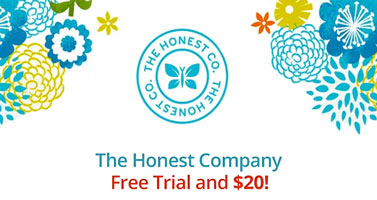 Honest Company Promo Code: Get a Free Trail and $20 off plus @Honest