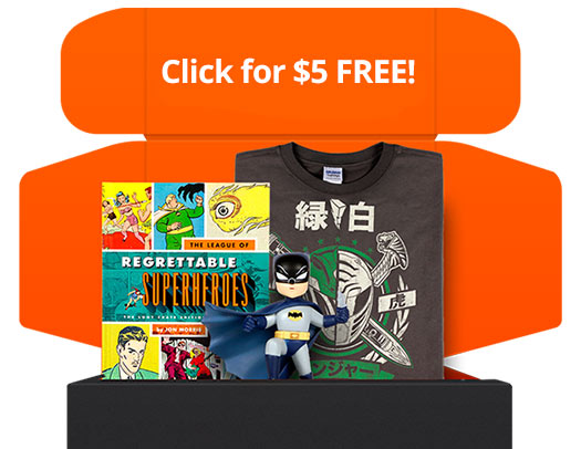 Loot Crate: The Gaming Subscription Box. Get $5 free with our Loot Crate Coupon Code, plus read our LootCrate Reviews!