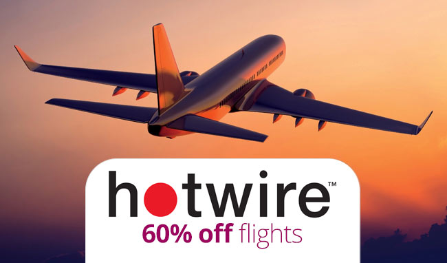 Hotwire Promo Code: Get 60% off flights + 43% off hotels on travelocity promo code, expedia promo code, walmart promo code, virgin atlantic promo code, gamestop promo code, snapfish promo code, kohl's promo code, cheaptickets promo code, eddie bauer promo code, petsmart promo code, qvc promo code, jetblue promo code, sam's club promo code, shutterfly promo code, autotrader promo code, onetravel promo code, marriott promo code, rei promo code, equifax promo code, 4 wheel parts promo code,