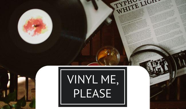 Vinyl Me Please Review : The Best Vinyl Record Subscription is VinylMePlease