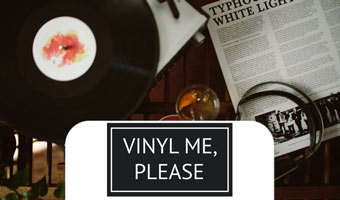 Vinyl Me Please Review : The Best Vinyl Record Subscription is VinylMePlease