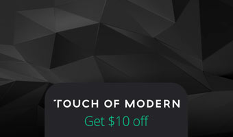 Touch of Modern Coupon Code: Get $10 off the Touch of Modern App and read our Review!