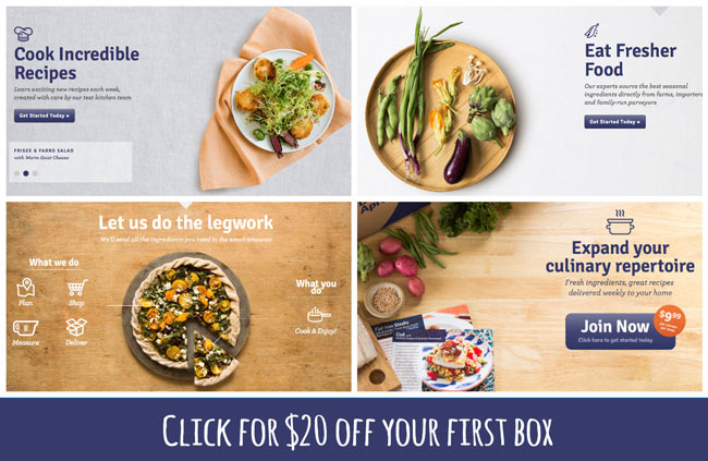 Blue Apron Coupon Code: Get $20 off with this Blue Apron Coupon