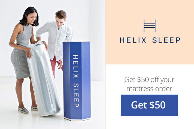 Helix Sleep Coupon Mattress Discount You Can Customize