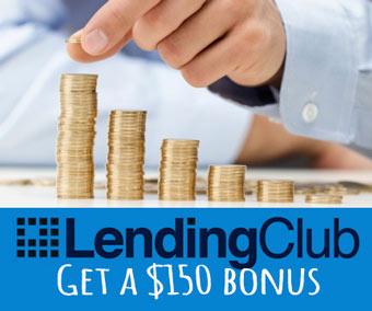 Lending Club Promotion: Get a $150 Sign up Bonus