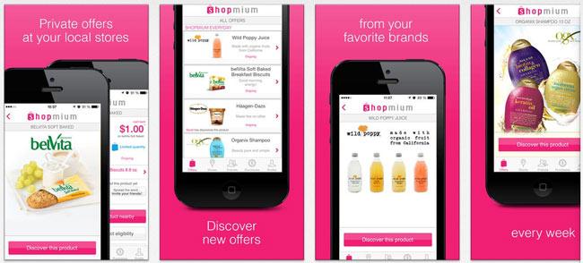 Shopmium Referral code: Use KHKFMGAC for FREE chocolate (plus read our Shopmium App Review)!