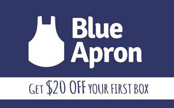 Blue apron coupon code