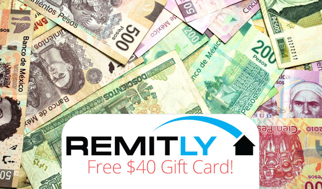 Remitly Promo Code Link: Get A FREE $40 Gift Card Bonus