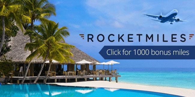 Rocketmiles Promo Code: Rocketmiles Bonus and Review!