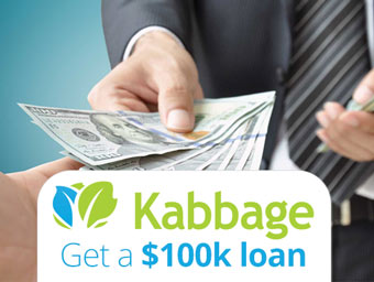 What is Kabbage? Small Business Loans up to $100k