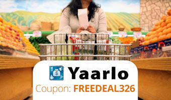 Yaarlo App review and Yaarlo Promo code: Get a bonus with code FREEDEAL326